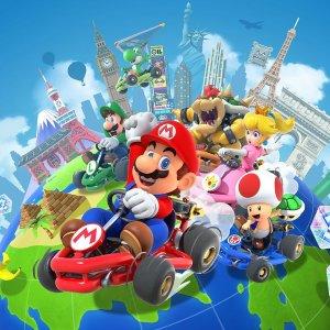 5折起 收经典马里奥系列游戏Nintendo Switch专区 马里奥、怪物猎人限定主机$398起