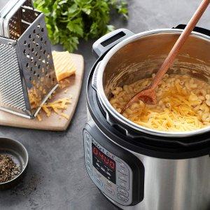 6.7折起Instant Pot 电压力锅、Mini空气炸锅