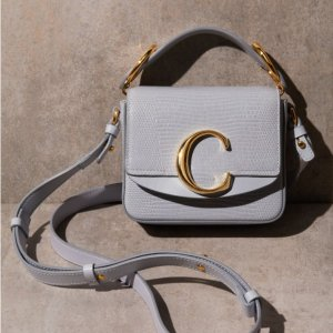 最高送$2400GC+免邮最后一天:Chloe 美包热卖,收马鞍包、Tess、新款C扣包