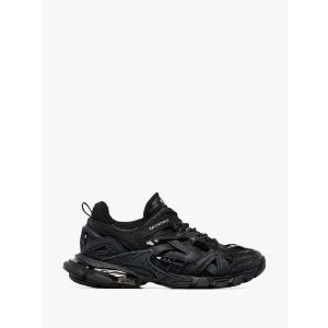 BalenciagaTrack 2 黑色运动鞋