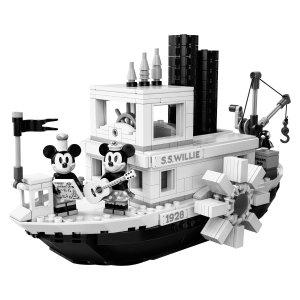 Lego蒸汽船 21317 | Ideas | Buy online at the Official LEGO® Shop AU