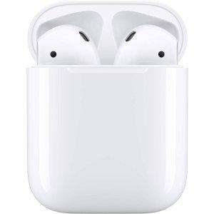 Apple AirPods 2 热卖 带无线充电盒
