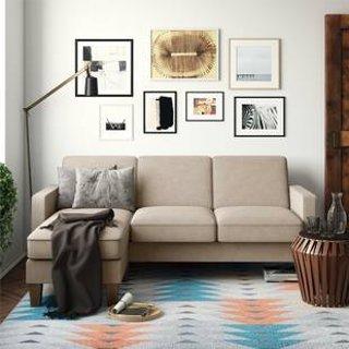 低至5.5折Wayfair官网 精选时尚沙发促销热卖