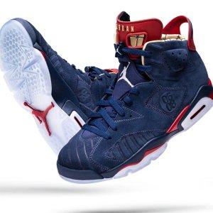 $190+包邮新品预告:Nike 即将发售Air Jordan 6 Doernbecher Freestyle篮球鞋
