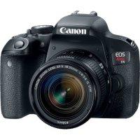 Canon EOS Rebel T7i DSLR + 18-55mm 镜头
