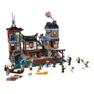 $179.99(原价$229.99)史低价:THE LEGO NINJAGO 系列 城市码头 70657