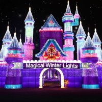 休斯顿Magical Winter Lights 灯展门票