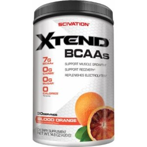 scivationXtend BCAAs 运动补充剂