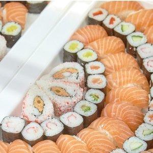 法兰克福吃货必看Restaurant Ichiban 烧烤和寿司自助,人均不到€11