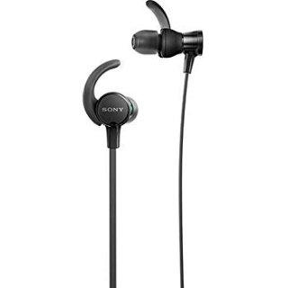 $29.99 (原价$59.99)Sony MDRXB510AS/B 重低音有线运动耳机
