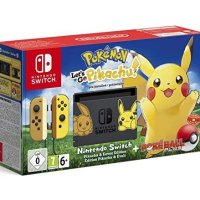 Nintendo 皮卡丘限量版 Switch