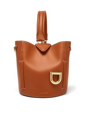 Josh Ginger leather bucket bag | Danse Lente | MATCHESFASHION.COM US