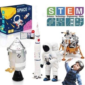 50% OffLehoo Castle Space Toys for Kids