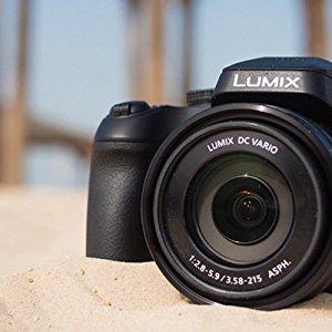$299 (原价$398)史低价:Panasonic LUMIX DCFZ80K  60倍变焦数码相机