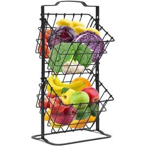 封面款!蔬菜水果收纳