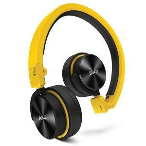 $19.95白菜价:AKG Y40 可折叠 贴耳式时尚耳机