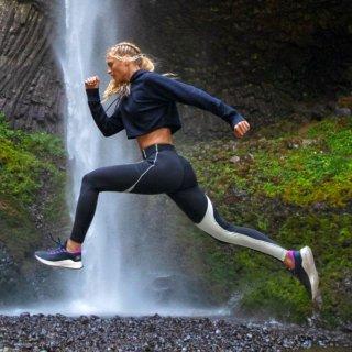 $39.99(原价$99.99)New Balance Fresh Foam Lazr女子运动鞋促销