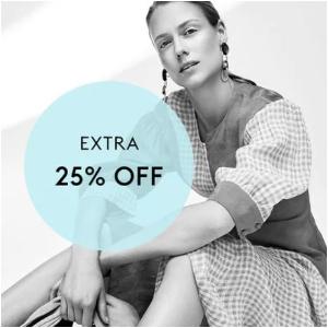 2折起+额外7.5折 £90收优雅半裙THE OUTNET 周末闪促折上折 巴黎世家、Burberry超低价!