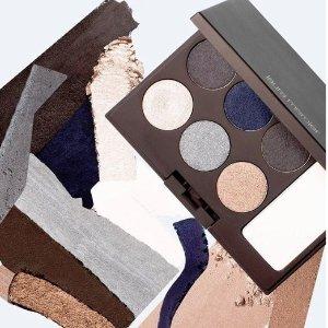 $38(原价$48)Laura Mercier 限量眼影盘、睫毛膏套装促销