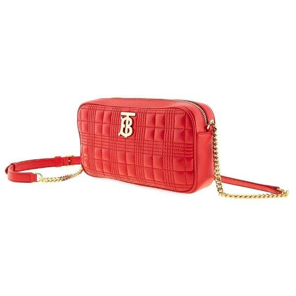 红色经典标志斜挎包