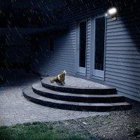 SANSI 18瓦LED安保灯