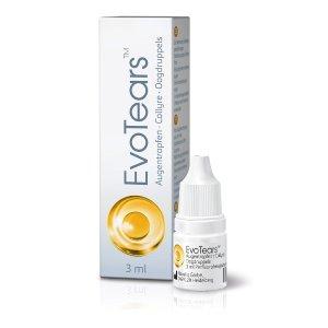 有效的治疗 眼睛干涩、瘙痒、灼热、畏光、干眼症滴眼液 3ml