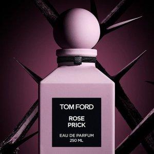 4.8折起 阿马尔菲橘之水$169Tom Ford 此生必入的顶级香氛 荆刺玫瑰、乌木之花有货
