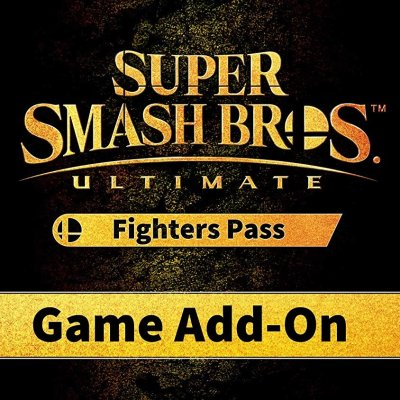 Super Smash Bros  Ultimate Fighter Pass DLC - Dealmoon