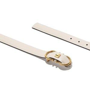 Salvatore FerragamoGancini sized belt