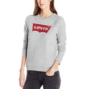 $30.75Levi's Women's The Graphic Classic Crew Sweatshirt @Amazon.com