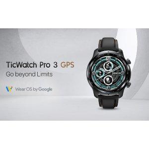 $299.99TicWatch Pro 3 GPS Smartwatch