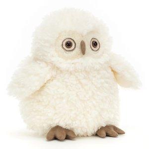 $10起 包邮上新:Jellycat 毛绒玩具热卖,新增玉米和猫头鹰公仔
