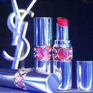满$200减$50+送好礼YSL 美妆产品热卖 入新款限量小心心唇膏