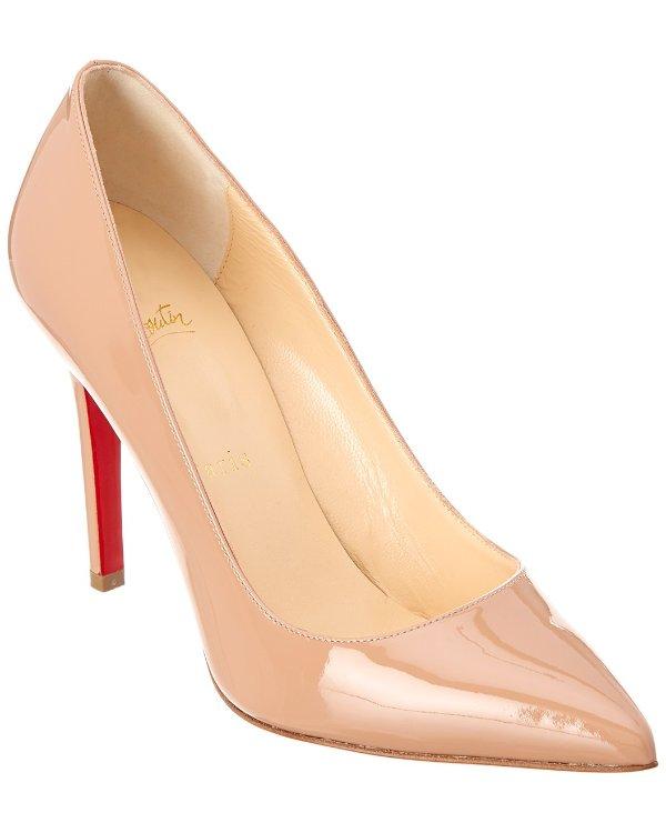 Pigalle 100 红底高跟鞋