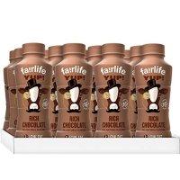 低脂巧克力奶, 14 fl oz, 12 count