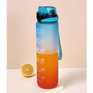 SheIn带刻度的喝水瓶