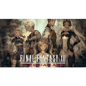 Square Enix最终幻想12 黄道纪元 Switch 数字版