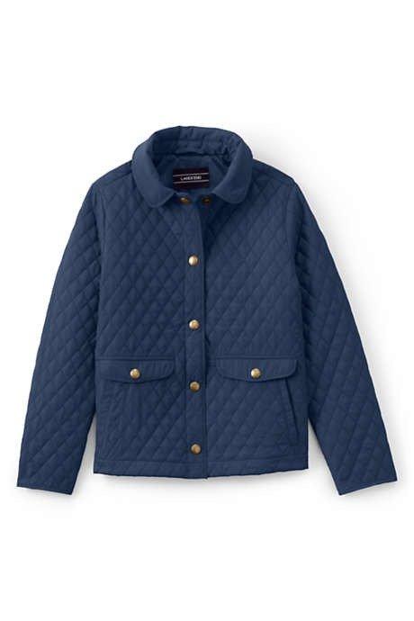 儿童绗缝外套