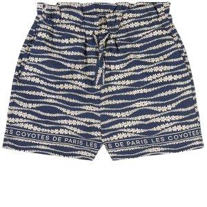波西米亚风短裤