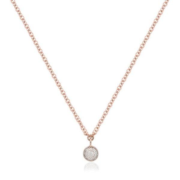 Fiji 钻石项链