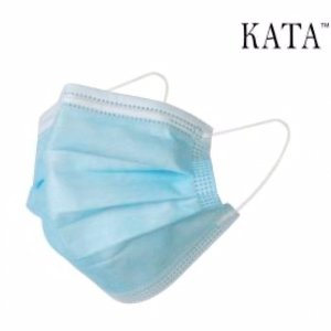 $14.99+Free ShippingKata 3-Ply Pleated Disposable Face Mask, Box of 50