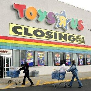 低至7折 附关店清单ToysRUs 关店清仓甩卖今日开始