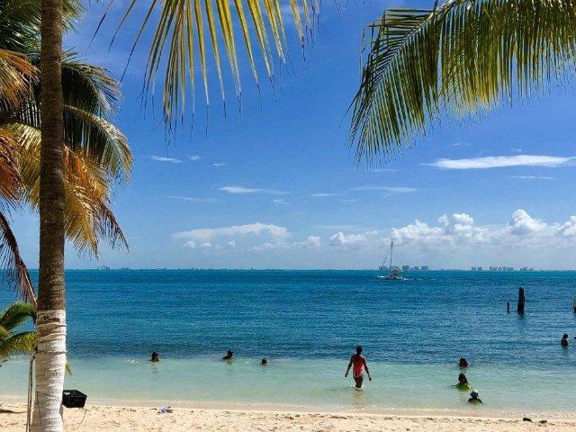 加勒比的一抹蓝,坎昆7天6夜游(行...