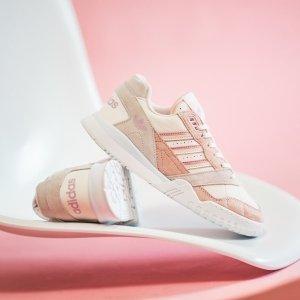 adidas官网 特价区运动鞋服折上折 封面款仅$35
