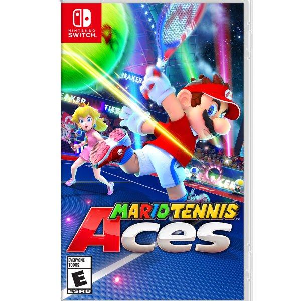 《马里奥网球 Ace》Switch 实体版