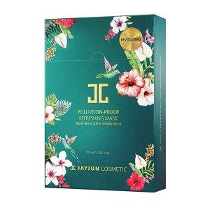 JAYJUNJAYJUN Pollution-Proof Mask 27ml / 0.91 fl.oz. Pack of 10 (Refreshing)
