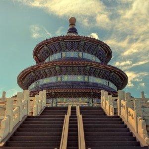 $298起 9月日期洛杉矶 - 上海、北京、成都往返机票好价