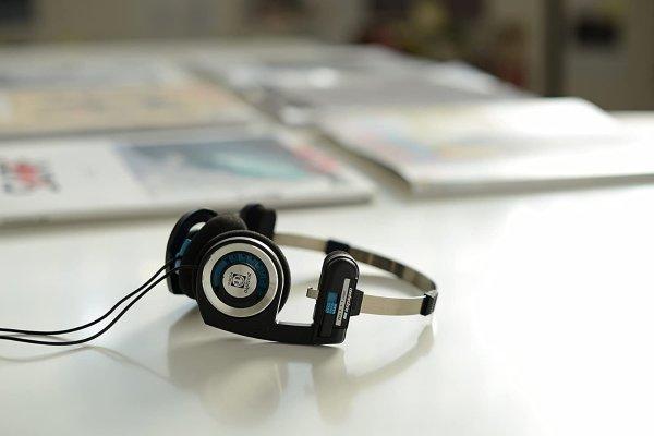 Porta Pro 便携耳机