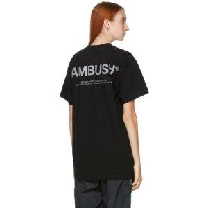 Ambushlogo T恤