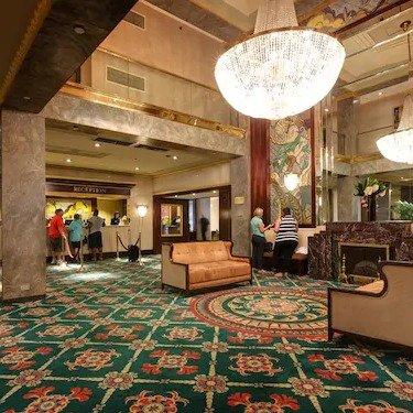 纽约惠灵顿酒店